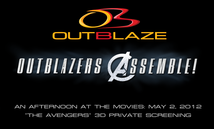 Outblazers Assemble!
