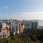 The south side of Hong Kong